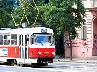Трамвай Tatra T3