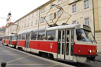 Трамвай T3 (Фото: Кристина Макова, Чешское радио - Радио Прага)