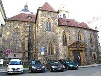 Костел святого Мартина в стене (Фото: Кристина Макова, Чешское радио - Радио Прага)