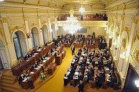Палата депутатов ЧР (Фото: Филип Яндоурек, Чешское радио)