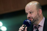 Министр Мартин Пецина (Фото: Томаш Адамец, Чешское радио)
