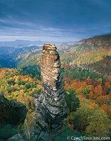 Чешско-Саксонская Швейцария (Фото: CzechTourism)