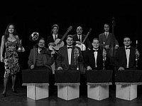 Оригинальный пражский синкопический оркестр