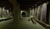Восточные ковры в Карлштейне (Фото: Архив Национального управления охраны памятников)