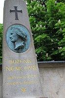 Могила Божены Немцовой (Фото: Кристина Макова)