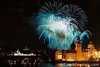 Новый год в Праге (Фото: CzechTourism)
