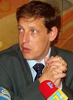 Станислав Гросс в 2006 г. (Фото: Архив Чешского радио - Радио Прага)