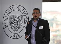 Директор Национального музея Михал Лукеш (Фото: ЧТК)