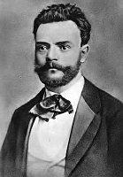 Антонин Дворжак, 1870 г. (Фото: Free Domain)