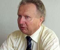 Председатель Аграрной палаты ЧР Ян Велеба