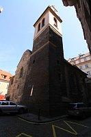 Костел Святого Мартина в стене