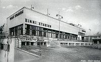 Историческое фото - стадион Штванице