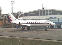 Самолет Як-40 (Фото: Архив Армии ЧР)