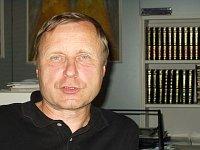 Директор Института молекулярной генетики Вацлав Горжейши (Фото: Зденек Валиш, Чешское радио - Радио Прага)