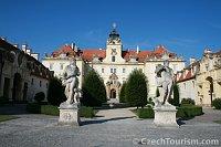 Валтице (Фото: CzechTourism)