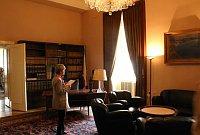 Квартира Яна Масарика в Чернинском дворце