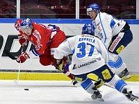 Чешская сборная проиграла финнам (Фото: ЧТК)