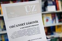 Гражданский кодекс (Фото: Томаш Адамец, Чешское радио)