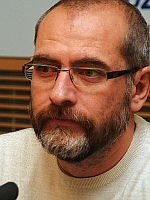 Мартин Голлы (Фото: Алжбета Шварцова, Чешское радио)