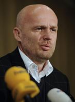 Тренер сборной Михал Билек (Фото: ЧТК)