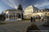 Франтишкове Лазне (Фото: CzechTourism)