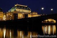 Национальный театр (Фото: CzechTourism)