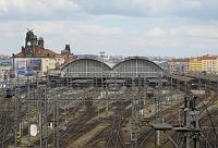 Главный вокзал в Праге