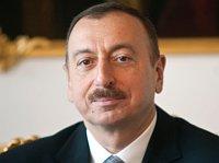Президент Азербайджана Илхам Алиев (Фото: Филип Яндоурек, Чешское радио)