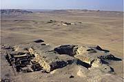 Погребальный комплекс фараона Ранеферефа (Фото: Архив Чешского египтологического института)