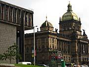 Зданиe Национального музея