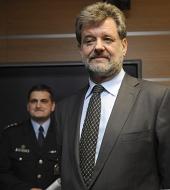 Президент полиции Мартин Червичек (слева) и министр Ян Кубице (Фото: ЧТК)