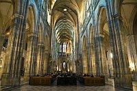 Кафедральный собор святых Вита, Вацлава и Войтеха (Фото: Филип Яндоурек, Чешское радио)