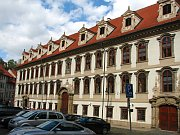 Валленштейнский (Валдштейнский) дворец в Праге (Фото: Архив Чешского радио - Радио Прага)