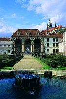Валленштейнский (Валдштейнский) дворец в Праге (Фото: © City of Prague)