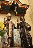 Кирилл и Мефодий (Иллюстративное фото: Архив Чешского радио - Радио Прага)