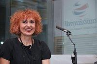 Психолог Людмила Чирткова (Фото: Алжбета Шварцова, Чешское радио)