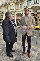 Йозеф Лжичарж и Петр Нечас (Фото: ЧТК)