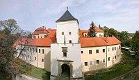 Замок Быстршице-под-Гостином