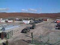 Военная база в косовском Шайковаци