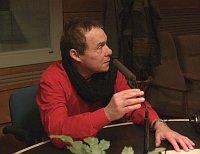 Ян Саудек (Фото: Ян Профоус, Чешское радио)