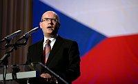 Премьер-министр Чехии Богуслав Соботка (Фото: ЧТК)