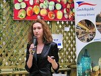 Анна Бирковска (Фото: CzechTourism)