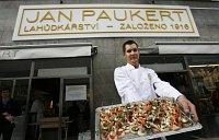 Хлебички компании «Паукерт» (Фото: ISIFA/ Lidové noviny, Viktor Chlad)