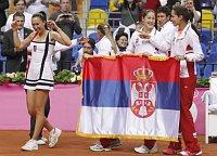 Сербские теннисистки (Фото: ЧТК)