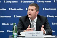 Ян Гамачек (Фото: Филип Яндоурек, Чешское радио)