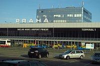 Аэропорт им. Вацлава Гавела (Фото: Кристина Макова)