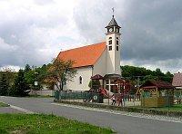 Kостел св. Иоанна Предтечи в Валашской Поланке (Фото: Packa, Wikimedia Commons, Licence CC 3.0)