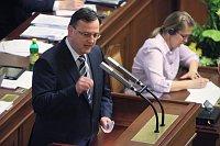 Премьер-министр Петр Нечас (Фото: Архив Правительства ЧР)