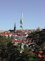 Пражский район Жижков (Фото: Иржи Немец, Чешское радио - Радио Прага)