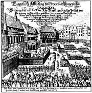 21 июня 1621 г., казнь 27 предводителей восстания